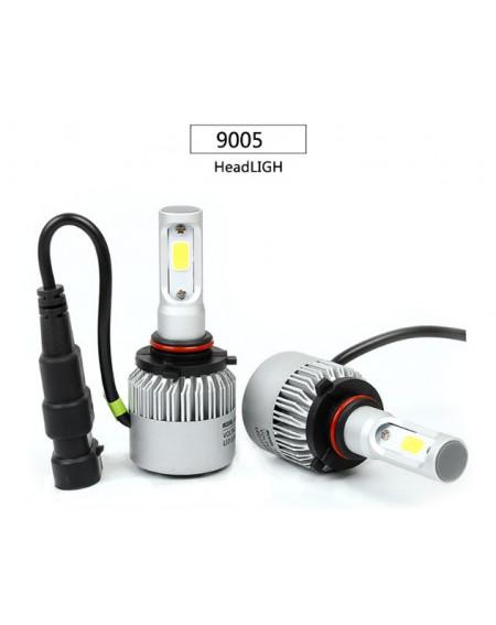 ampoule led headlight HB3 Ventilées