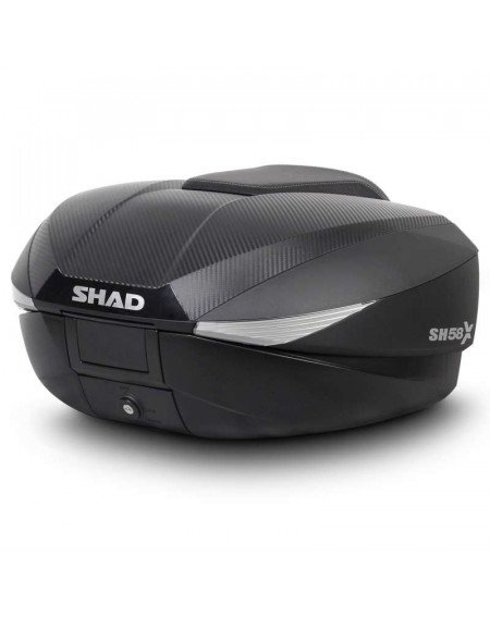 Top Case expansible Shad SH58X