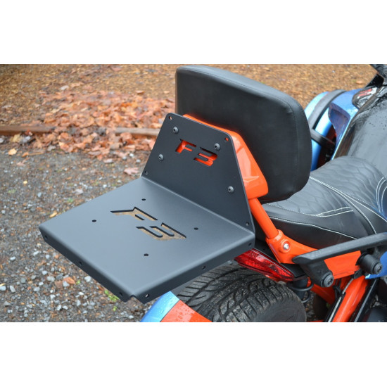Porte paquet pour CAN-AM SPYDER F3