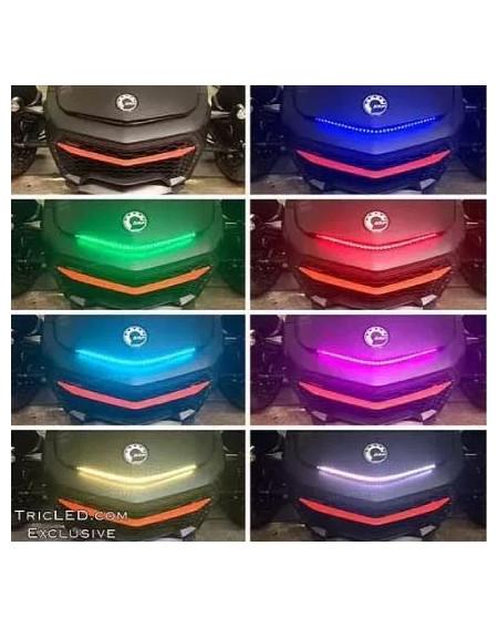 Cyclops LED spyder multicolore (avec télécommande) F3- / F3-LTD