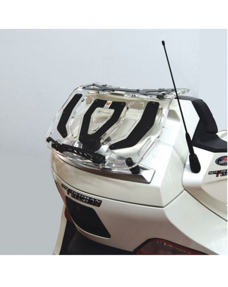 Porte paquet transparent spyder RT