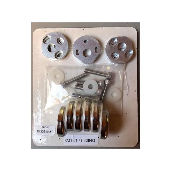 Supports de rétroviseurs magnétiques pour le Can-Am Spyder RT