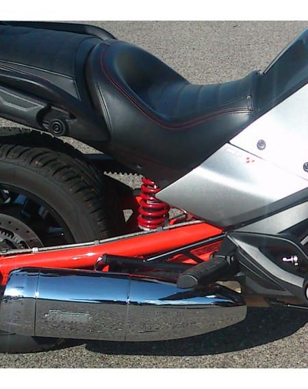 Amortisseur Arrière M Shock Factory pour Spyder F3